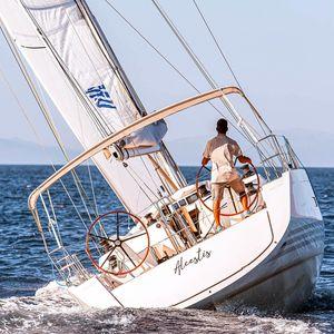 X-yachts 4⁶   Alcestis