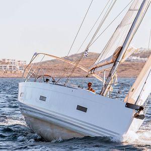 X-yachts 4⁶   Artemis