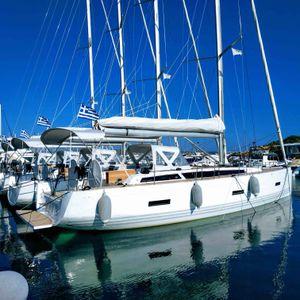 X-yachts 4⁶   Elena