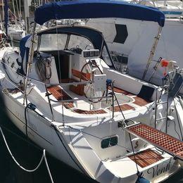 Beneteau Oceanis Clipper 323 | 4 Venti