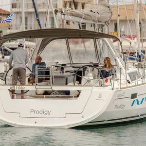 Beneteau Oceanis 45 | Prodigy