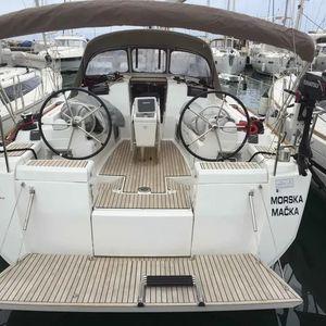Jeanneau Sun Odyssey 419 | Morska Mačka