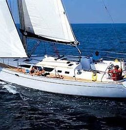 Jeanneau Sun Odyssey 43 | Shimmy