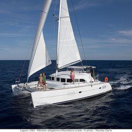 Lagoon 380 S2   Captain Philips