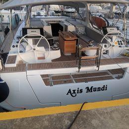 Beneteau Oceanis 55 | Axis Mundi