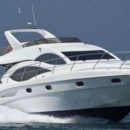 Gulf Craft Majesty 50 Fly   Korina