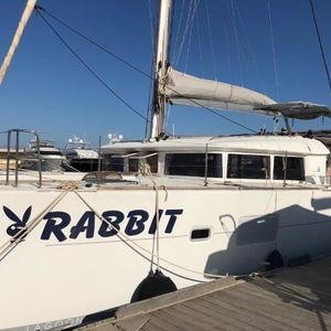 Lagoon 400 | Rabbit