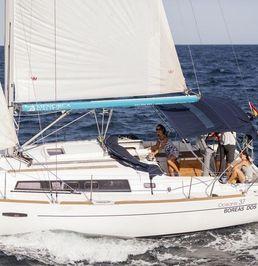 Beneteau Oceanis 37   Boreas Dos