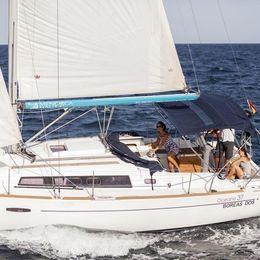Beneteau Oceanis 37 | Boreas Dos