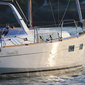 Beneteau Oceanis 35 | Blondi