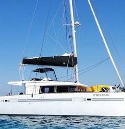 Lagoon 450 F   Cidici - Ibiza