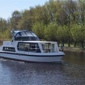 De Drait Safari Houseboat 1050 | Queen