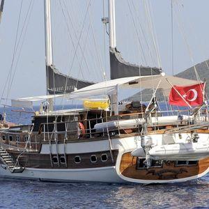 Location goélette - Turquie