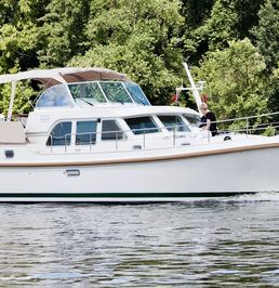 Linssen 40.9 AC | Ganymed