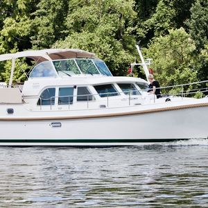 Linssen 40.9 | Ganymed