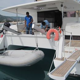 Fountaine Pajot Helia 44 | Arlix