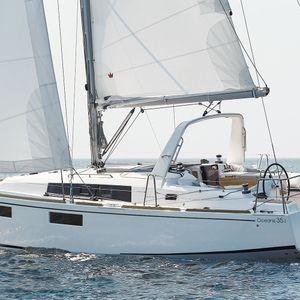 Beneteau Oceanis 35 | Aretè
