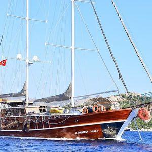 Gulet 111   Kaptan Mehmet Buğra