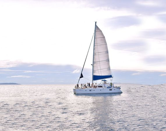 Lagoon 500 | Blue Odyssey