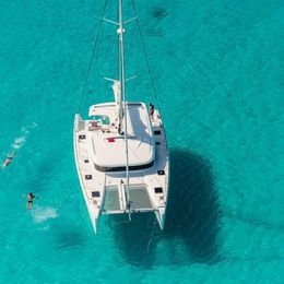 Lagoon 400 S2 | Blue Atoll