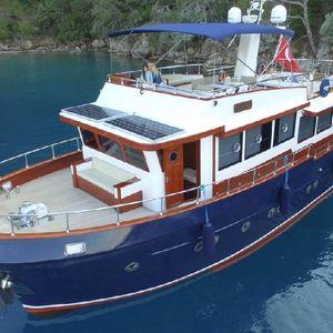 Trawler 65 | Daphne