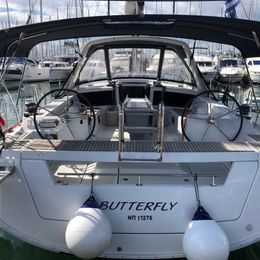 Beneteau Oceanis 48 | Butterfly - ATHENS
