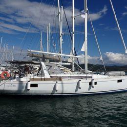 Beneteau Oceanis 48 | Joy