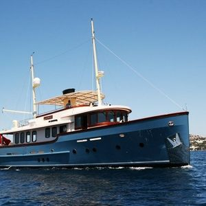 Trawler 78 | Larimar