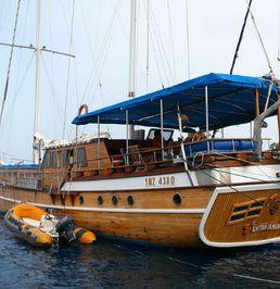 Gulet 26 | Kaptain Yilmaz 2