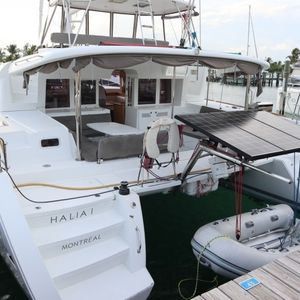 Lagoon 450 F | Halia