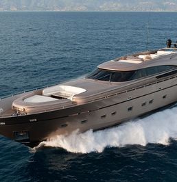 AB yachts AB 116 | Five Waves