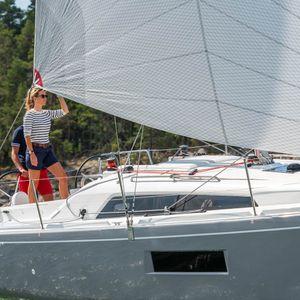 Beneteau Oceanis 30 | Mobula Zero