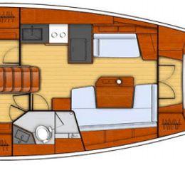 Beneteau Oceanis 41 | Ema 3