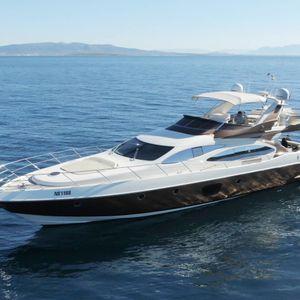 Jachta k nájmu - Řecko
