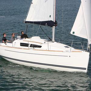 Jeanneau Sun Odyssey 30   Sail Echo