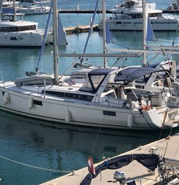 Beneteau Oceanis 48 | Athena