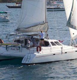 Voyage 400   Sweet Pea