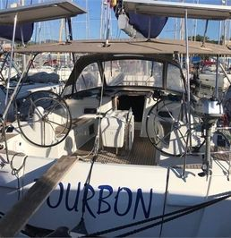 Jeanneau Sun Odyssey 519 | Bourbon - Tenerife