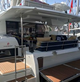 Fountaine Pajot Saona 47 | Go Big Oar Go Home