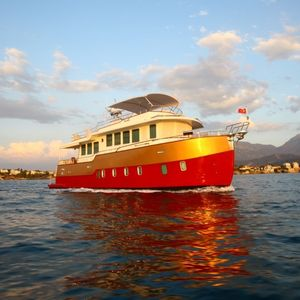 Trawler 55 | Ece Junior