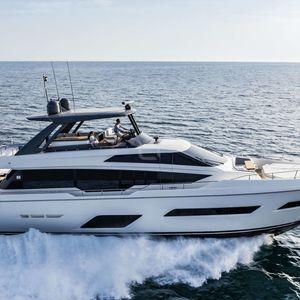 Ferretti 780 | New