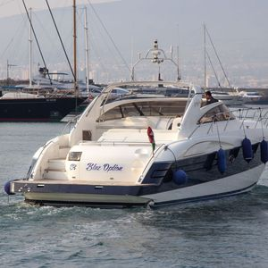 Princess 50 V | Blue Option