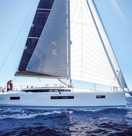 Jeanneau Sun Odyssey 410 | Elcano