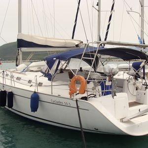 Beneteau Cyclades 50 | Mousonas - Lefkas