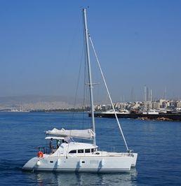 Lagoon 380 S2   Dido - Corfu