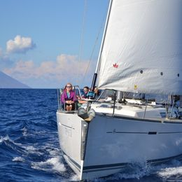 Dufour 425 | Easy Going