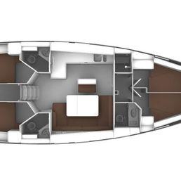 Bavaria Cruiser 46   Irene
