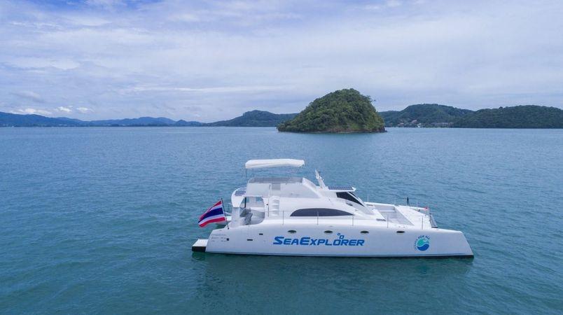 Asia Catamarans 47 | Sea Explorer