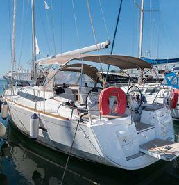 Jeanneau Sun Odyssey 409   Calypso