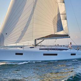 Jeanneau Sun Odyssey 410   Sea Tamer